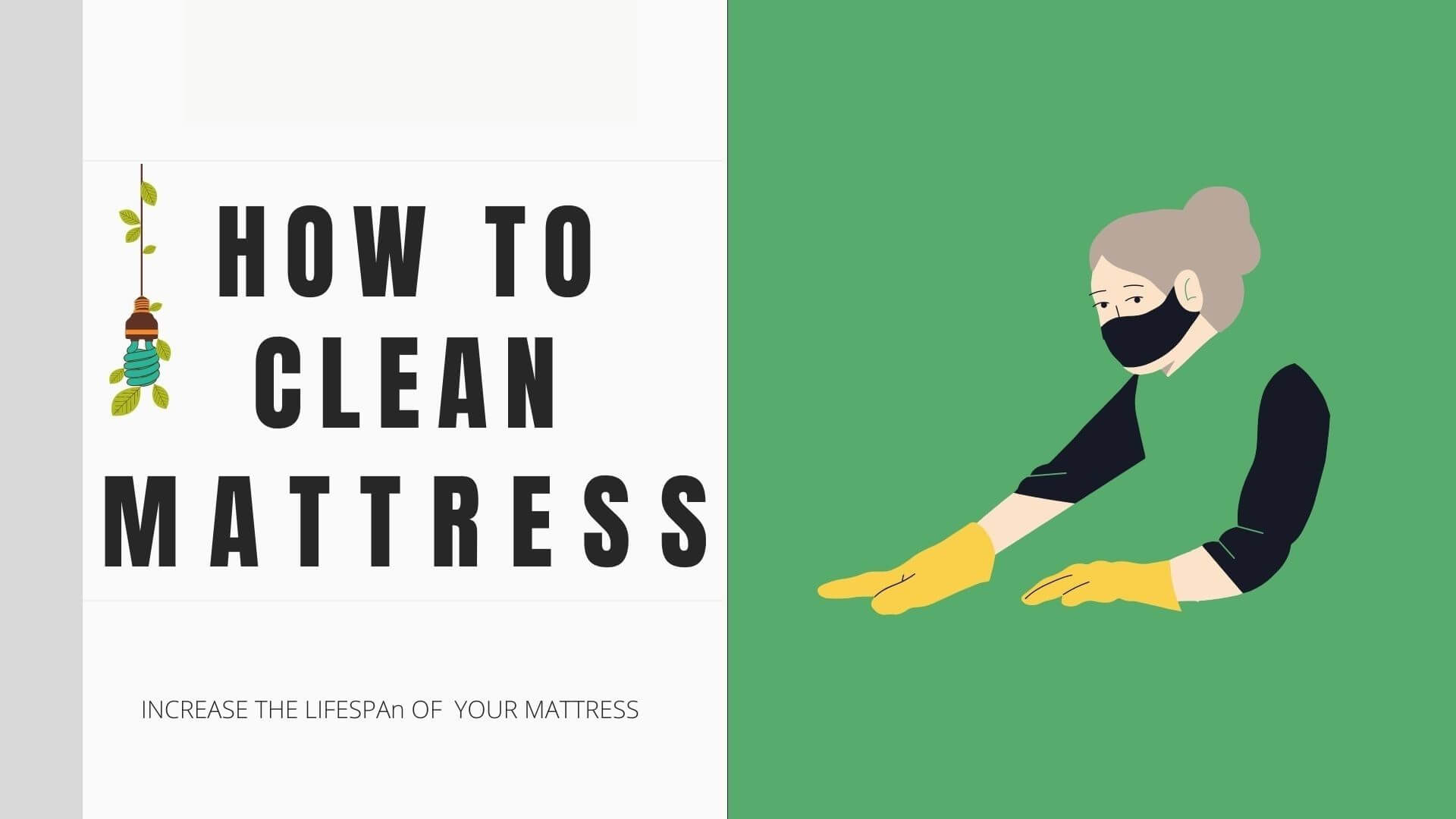 How to Clean Mattresses